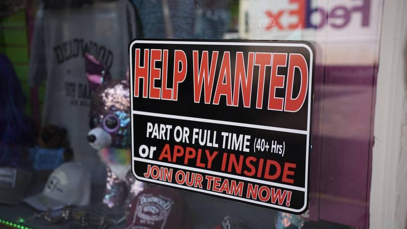 Worker shortage worsens: 11,000+ jobs available in Alachua County  (AP Photo/David Zalubowski)