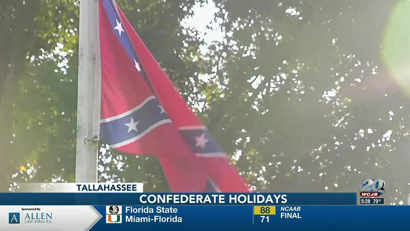 confederate holiday