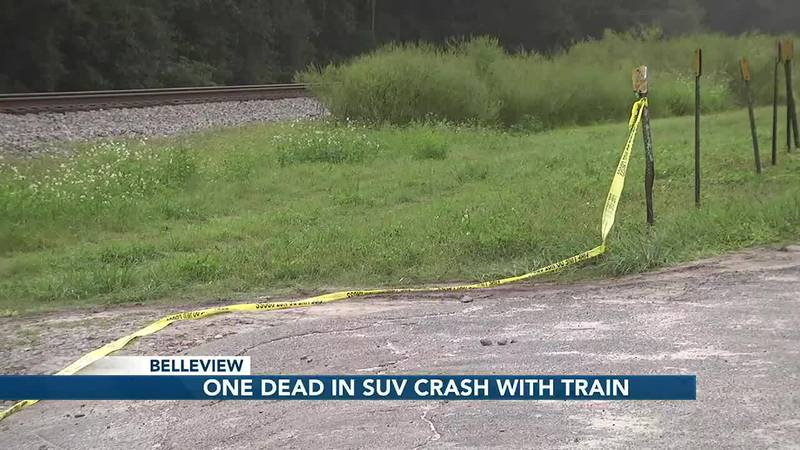 An Ocala man is dead and a Levy County man is in serious condition after being struck by a train.