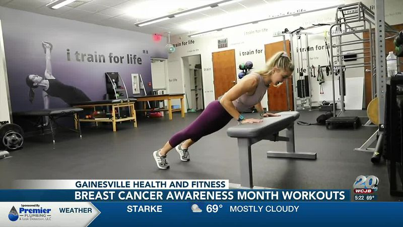 Gainesville Health and Fitness: Breast Cancer Awareness Month