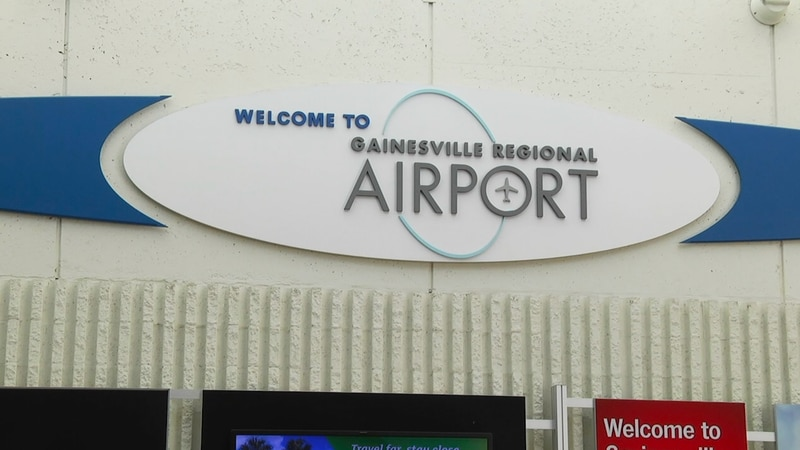 Gainesville Regional Airport sees increase in travelers