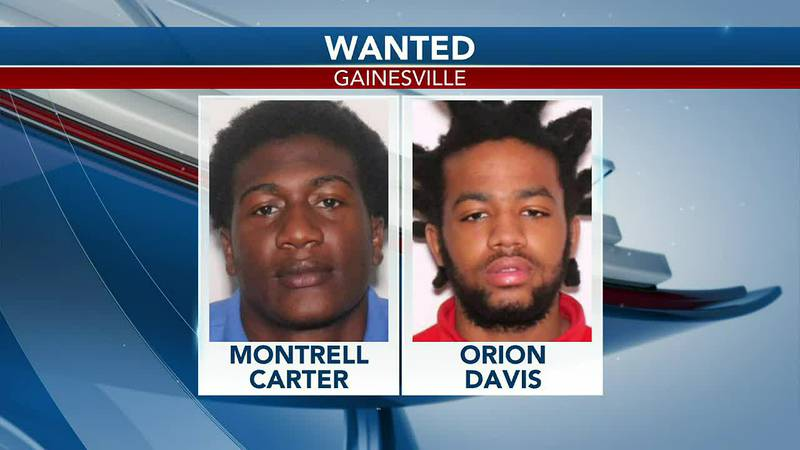 Gainesville Police Department identifies suspects involved in Green Apple liquor store