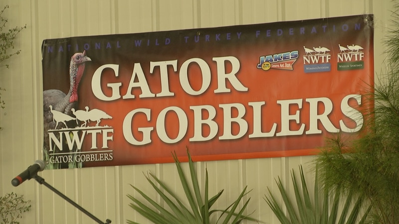 The local chapter of the National Wild Turkey Federation hosted their 11th annual Gator...