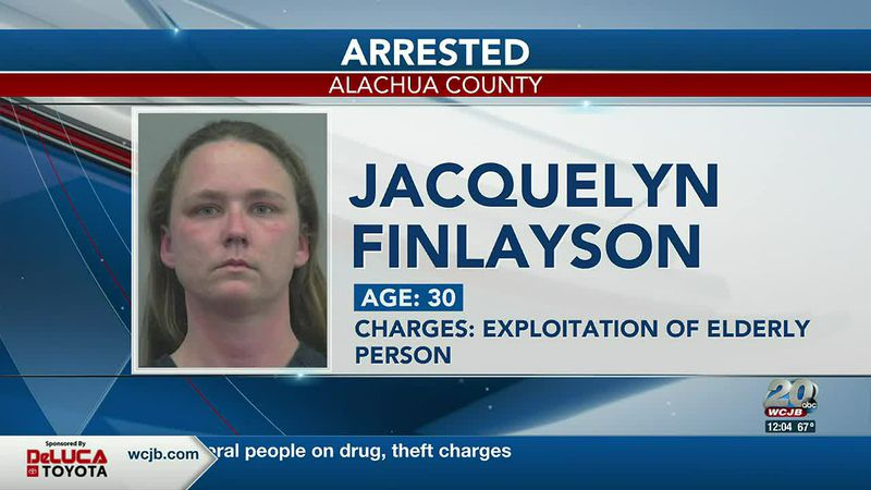 Newberry woman arrested for swindling an elderly woman of nearly $6,000