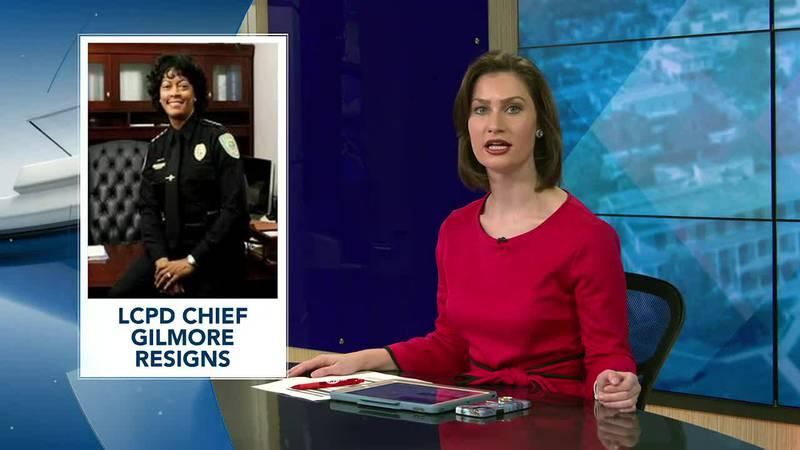 Lake City Police Chief Argatha Gilmore resigns