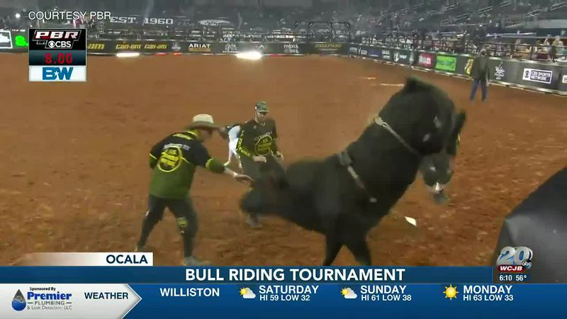 Ocala welcomes PBR tournament opener for the first time in history