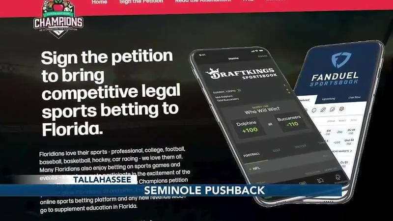 Seminole Pushback