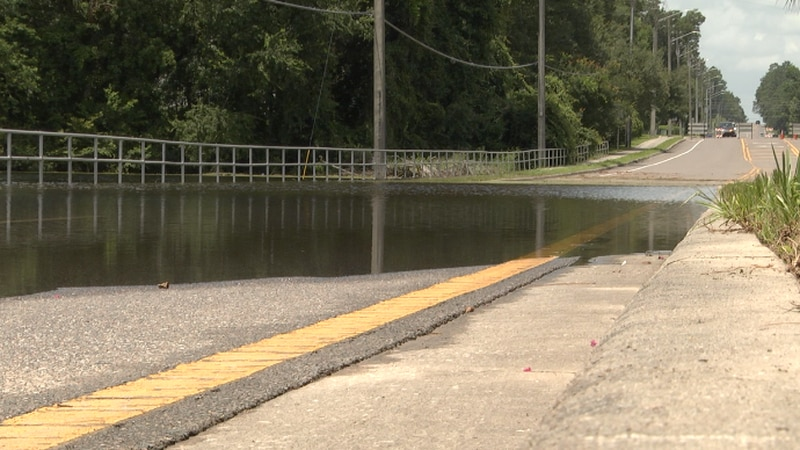 Alachua County hopes to reopen Northwest 39th Avenue by the weekend