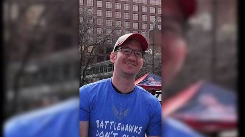 Thomas Walker, 40, died after rescuing two young relatives from Lake Michigan. His family...