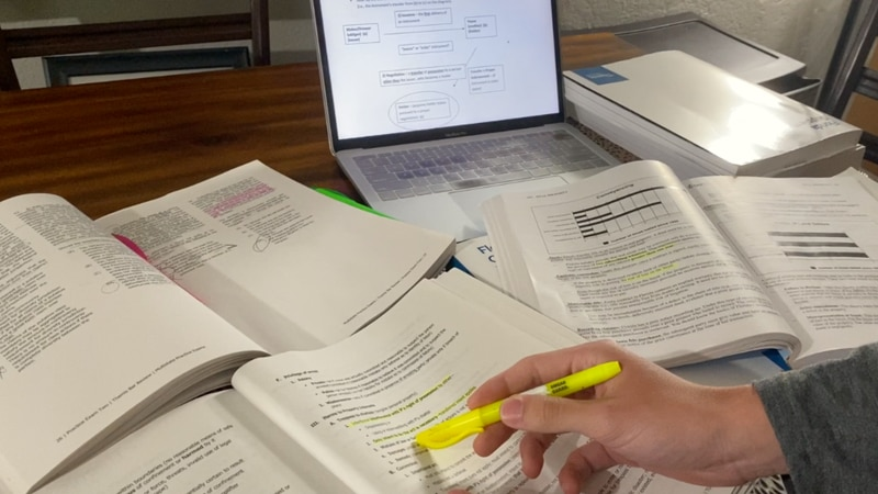 Originally scheduled for the end of July, the Florida Bar Exam was moved to an online format...