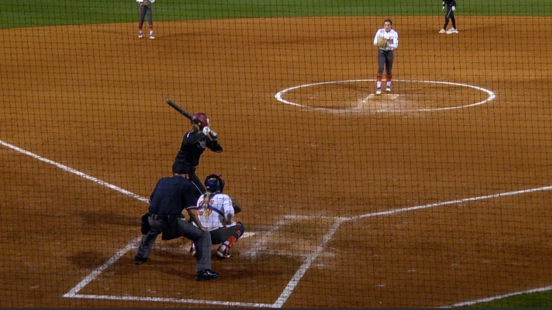 Hightower shuts out Crimson Tide in series opener