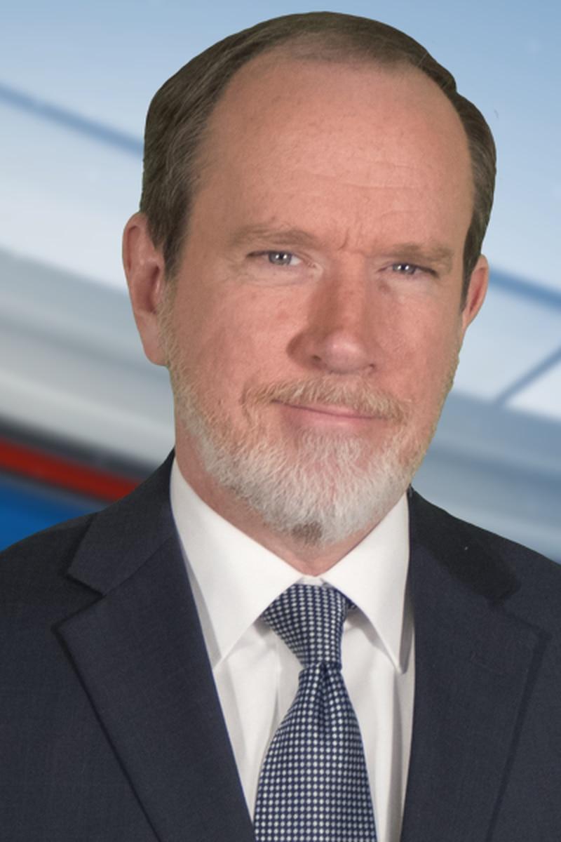 Headshot of Mike Potter, Meteorologist