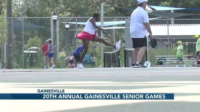 20th Annual Gainesville Senior Games return