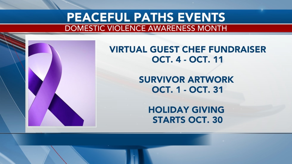 Peaceful Paths Events & Dates
