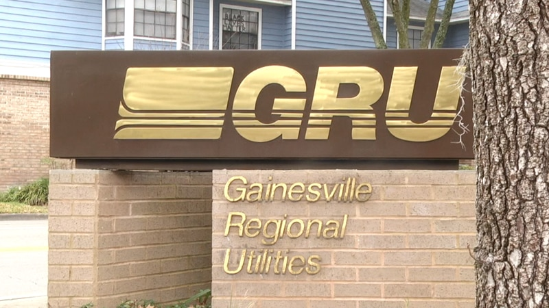 Gainesville city commissioners do not decide on the possibility of raising GRU rates at...