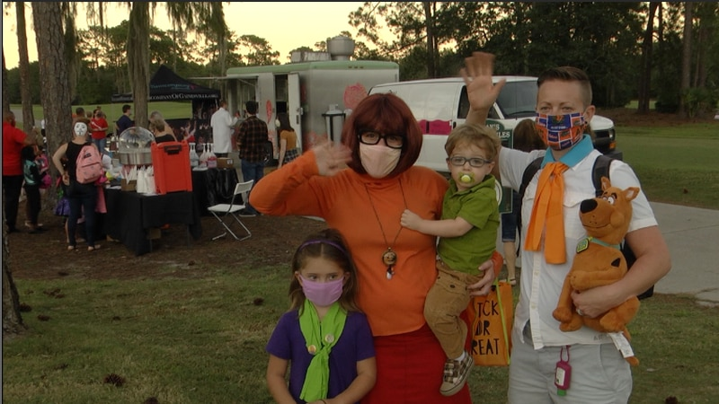 Halloween on the Green brings fun and treats to the community