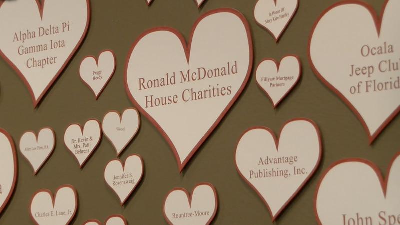 Ronald McDonald House of NCFL prepares for largest fundraiser of the year
