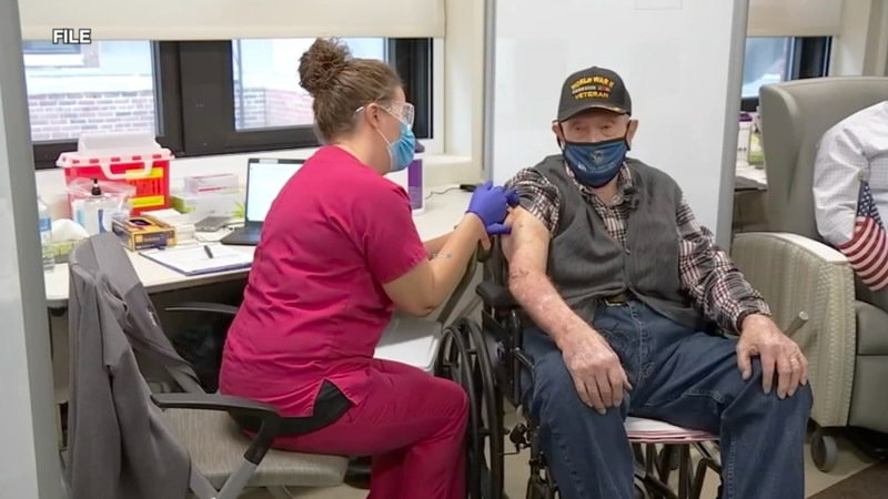 Malcom Randall VA medical Center offers COVID-19 vaccines to veterans