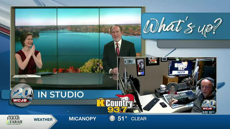 """""""What's Up?"""" with K-Country 04/23"""