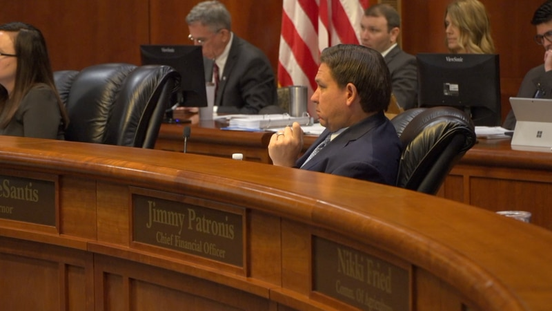 Governor Ron DeSantis's national popularity is growing everyday as he takes on Big Tech,...