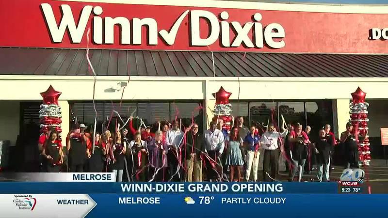 Winn-Dixie in Melrose