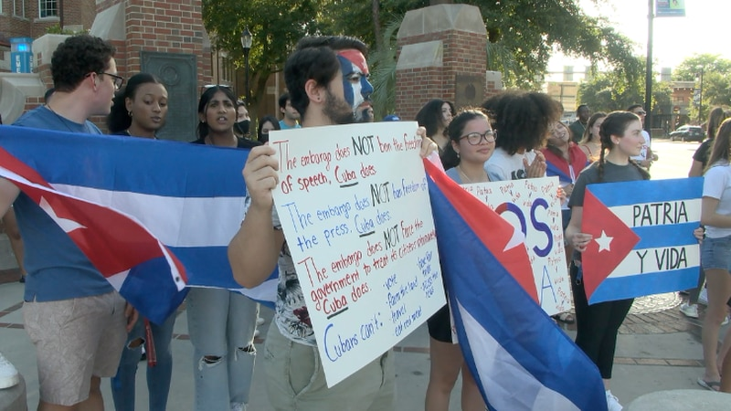 The fight to free the Cuban people from the communist government regime is making its way all...