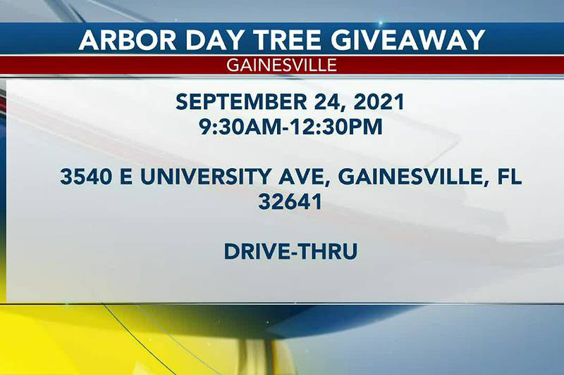 Arbor Day Giveaway