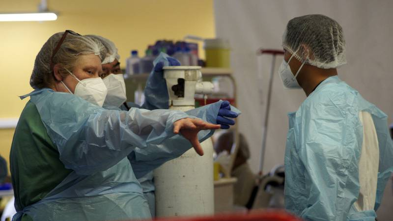 Santa Fe College to offer 'ANEW' nursing program as healthcare worker shortage continues  (AP...