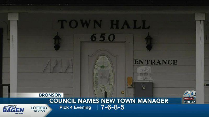 Bronson Town Hall