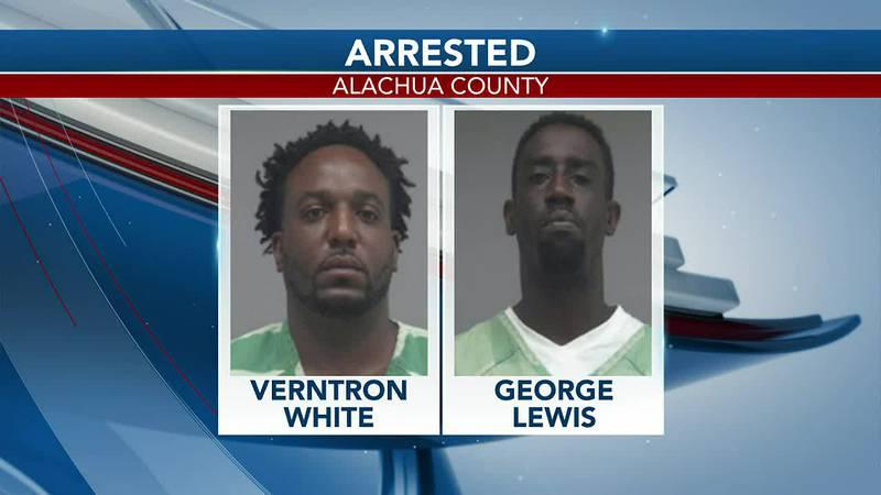 Alachua county arrest
