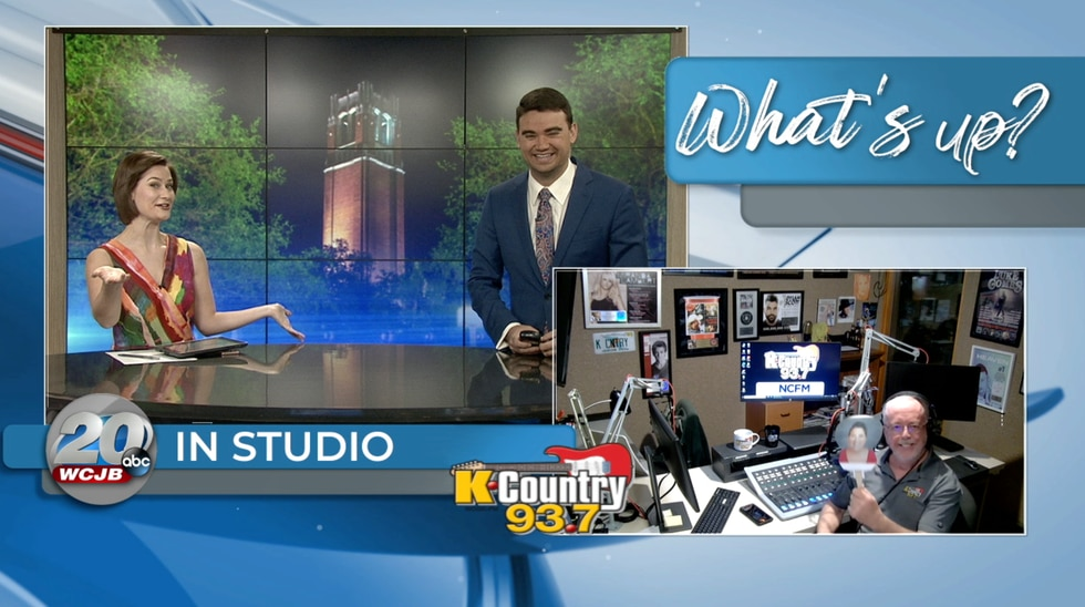 """""""What's Up?"""" with K-Country 08/14"""