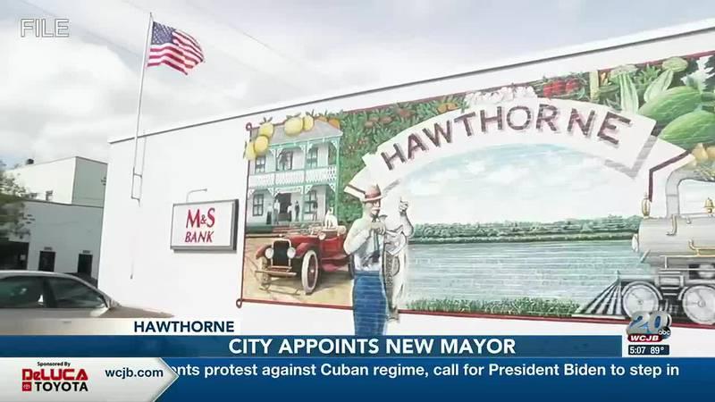 hawthorne mayor