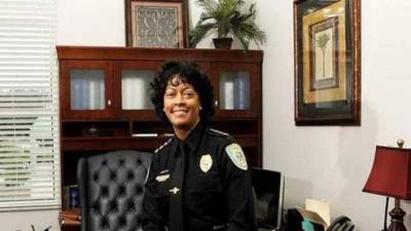 Argatha Gilmore (Photo: Lake City Police Department)