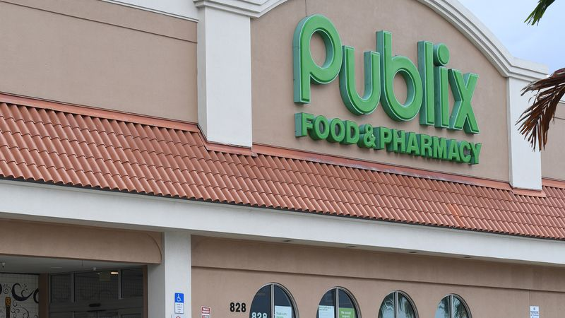 Appointments can be booked on Publix's vaccine page. No appointments can be made over the phone...