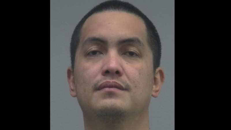 Aimee Onggo is charged with grand theft and drug possession. He is being held on $50,000 bond.