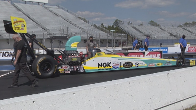 Last year, the world changed in the middle of Gatornationals