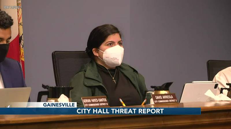 No criminal charges against resident who threatened Gainesville city commissioner on Facebook