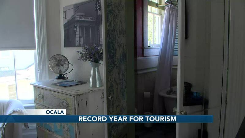 Marion County reaches record year for tourism