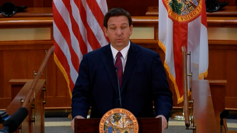 Gov. DeSantis proposes legislation to combat foreign influence on universities
