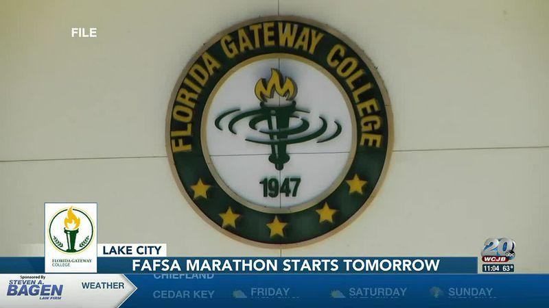 Florida Gateway College hosts FAFSA Marathon