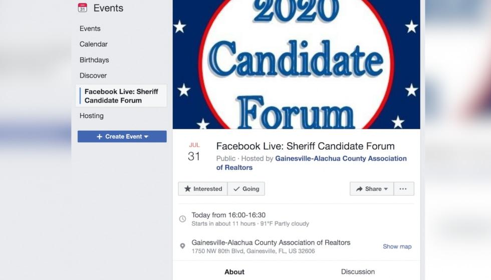 Sheriff's Forum