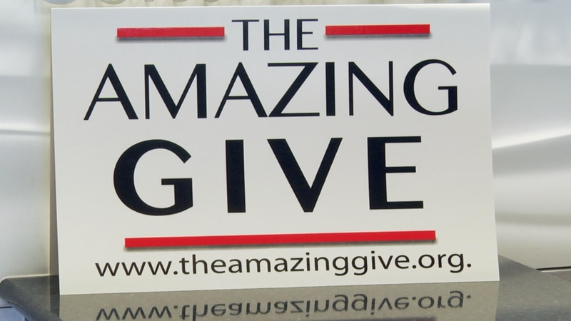 The Amazing Give Workday Edition raises money for over 95 NCFL non-profits