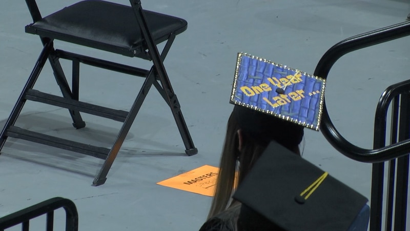 2020 graduates honored to come back to the University of Florida to walk across the stage