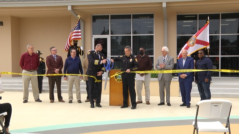 After breaking ground in December 2019, the new MLK First Responder Campus in west Ocala was...