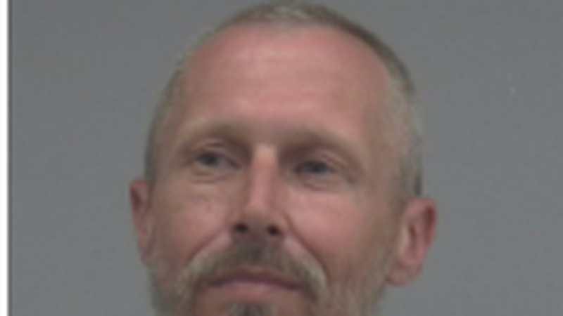 Allen is being held on charges of felony aggravated assault and arson.
