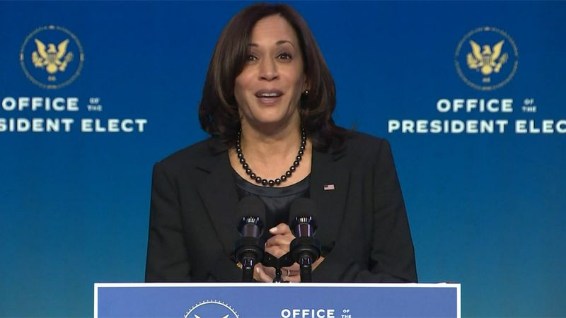 Kamala Harris will make history on Wednesday when she becomes the nation's first female vice...