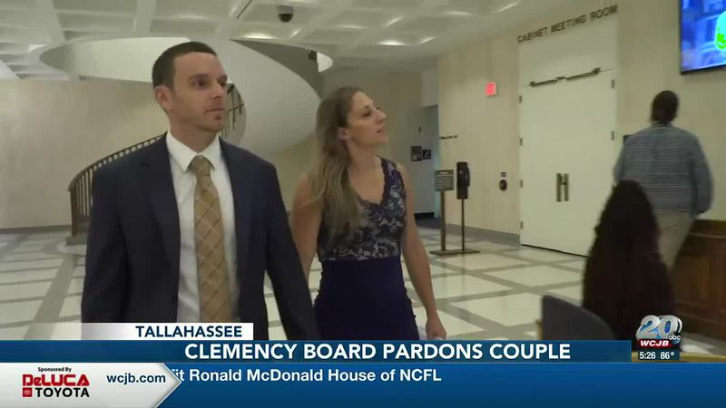 gym owners pardoned