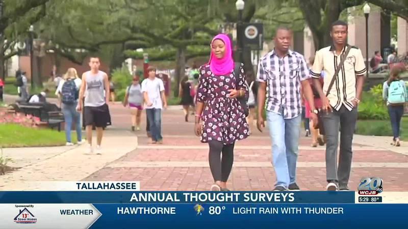 florida university surveys