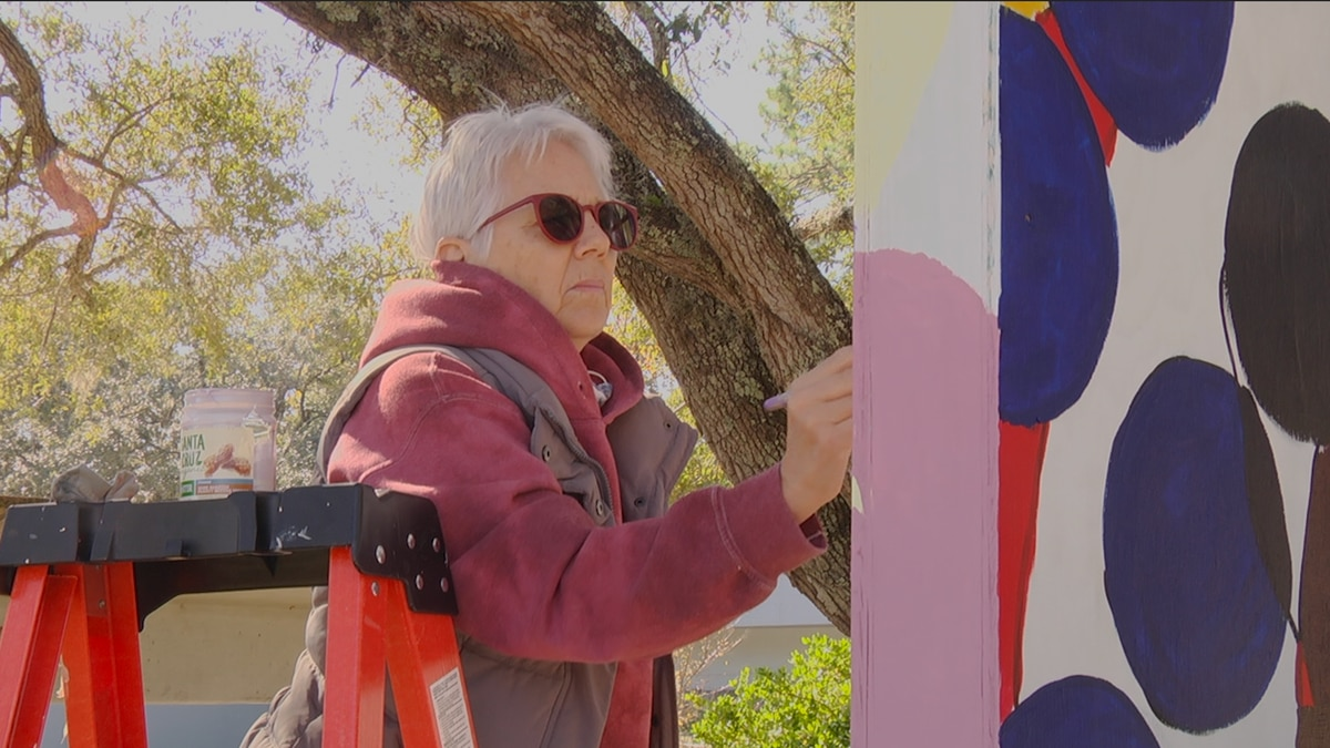 Social justice mural project to bring color and change to Gainesville