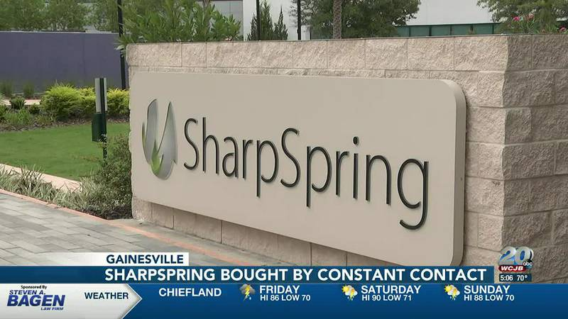 SharpSpring in Celebration Pointe purchased by Constant Contact
